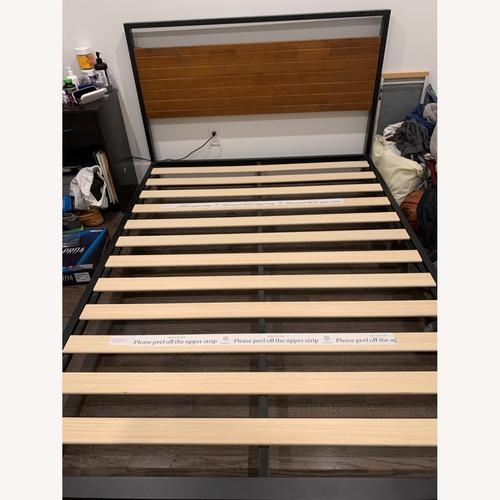 Used Zipcode Design Pauletta Full Platform Bed Frame for sale on AptDeco