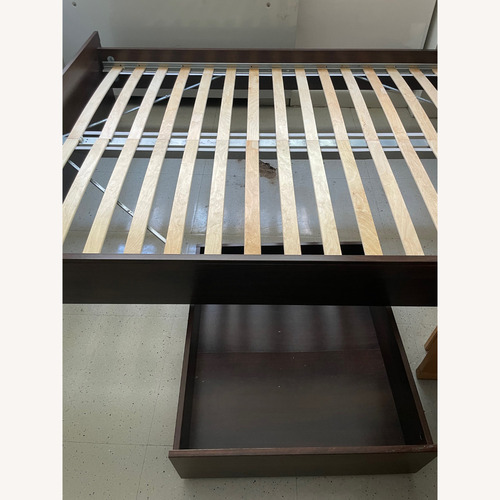 Used IKEA Full Bed Frame for sale on AptDeco