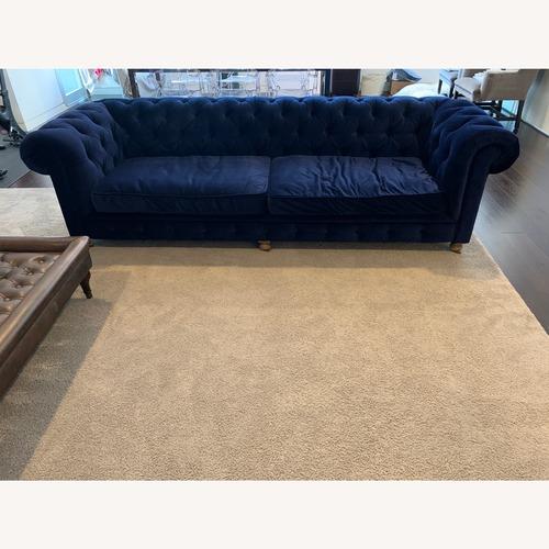 "Used Restoration Hardware Chesterfield 97"" Sofa for sale on AptDeco"