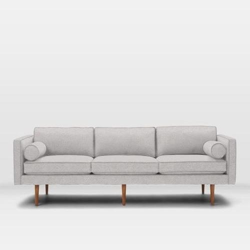 Used West Elm Monroe Mid-Century Sofa for sale on AptDeco