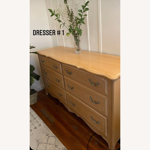 Used Ethan Allen Dressers - Set of 2 for sale on AptDeco