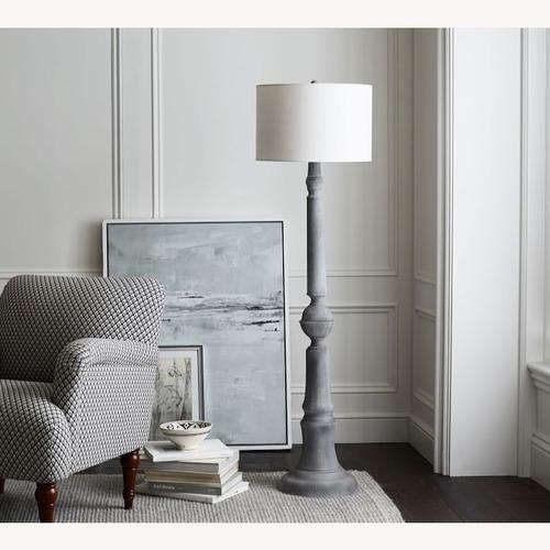 Used Pottery Barn Brookings Floor Lamp for sale on AptDeco
