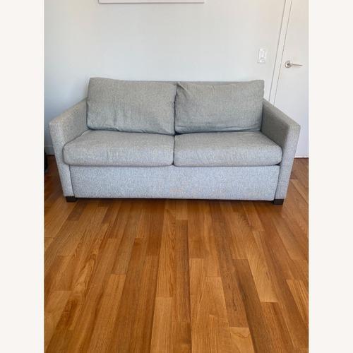 Used Room & Board Queen Size Sleeper Sofa for sale on AptDeco