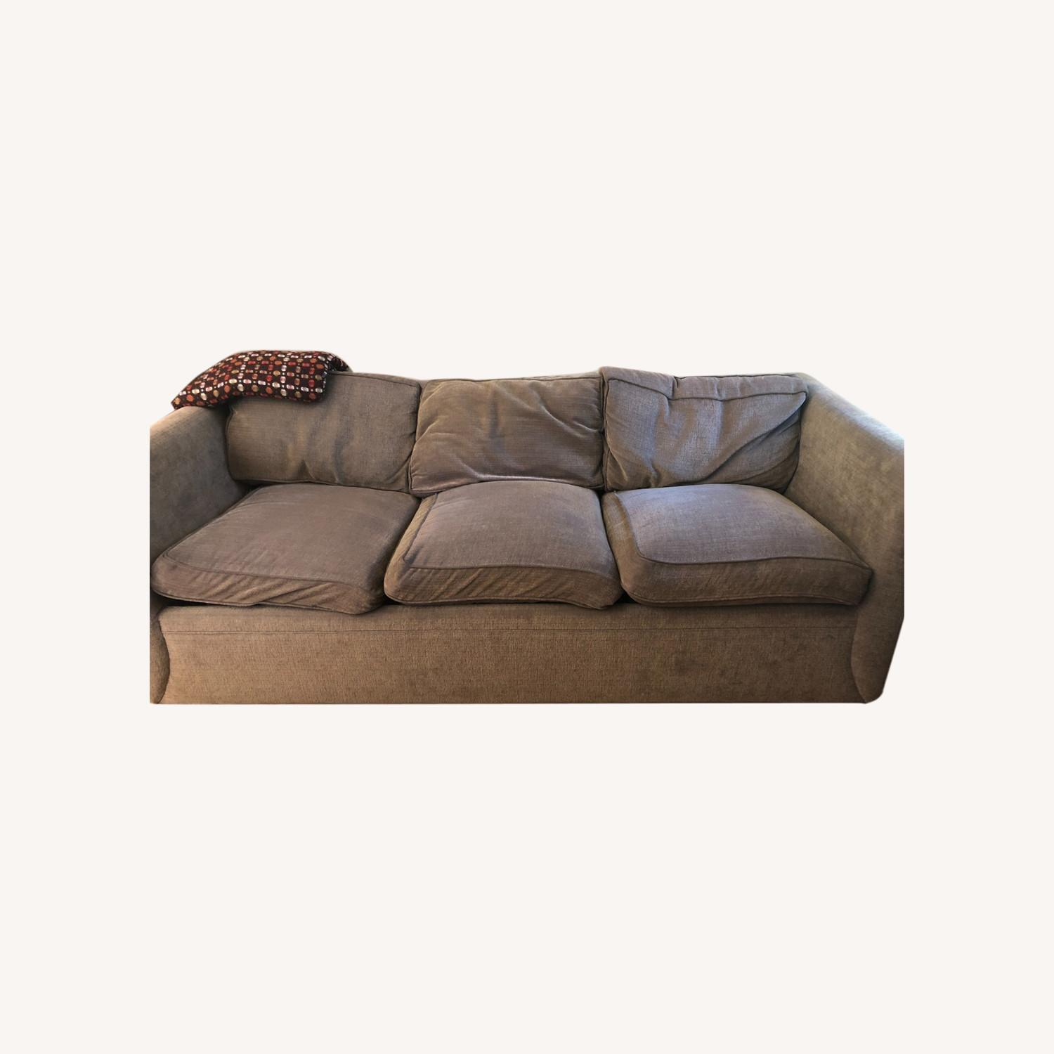 Carlyle Sofa with Full-size pull-out Bed - image-0
