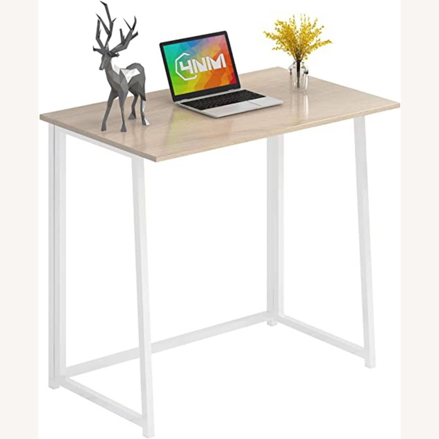 Small Folding Home Office Desk - image-1