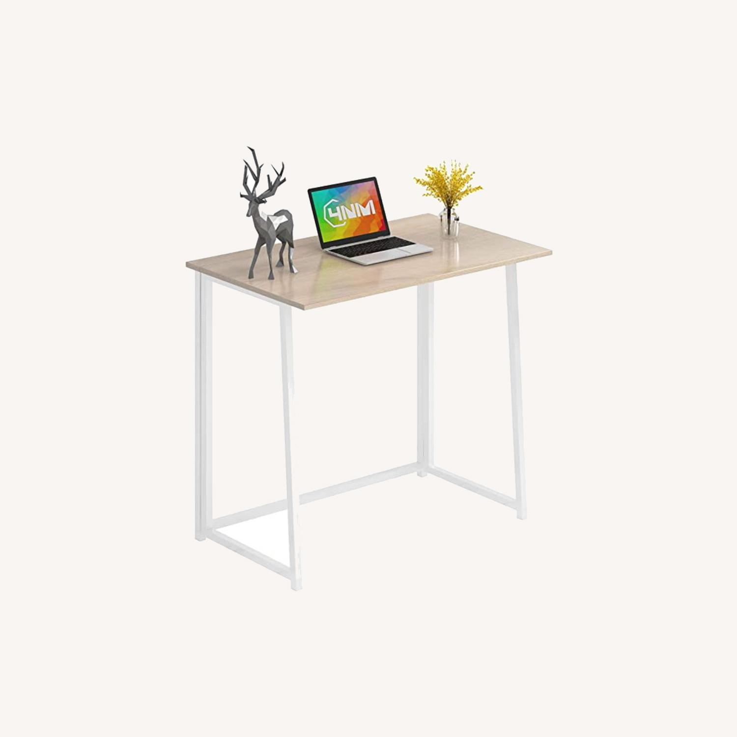 Small Folding Home Office Desk - image-0