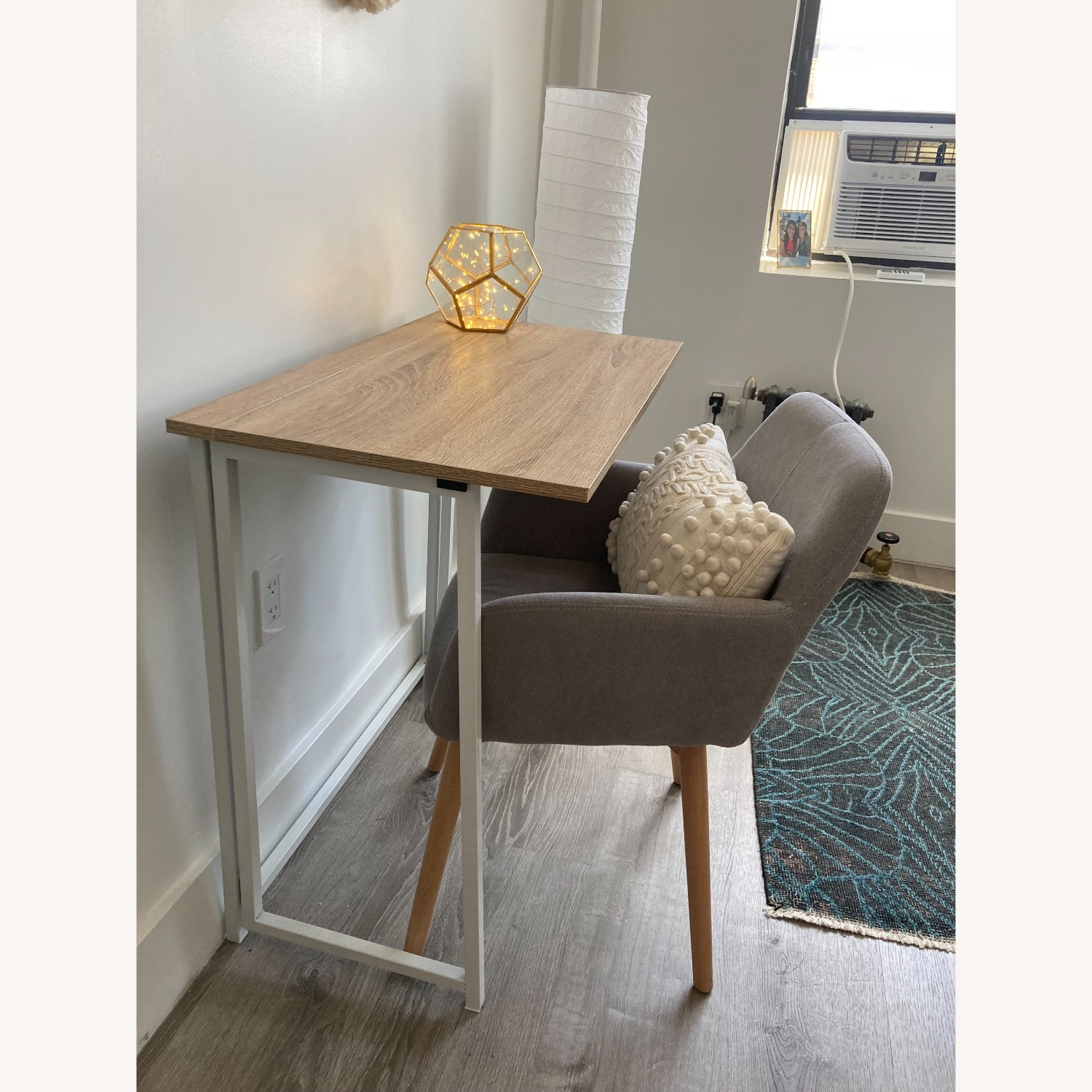 Small Folding Home Office Desk - image-4