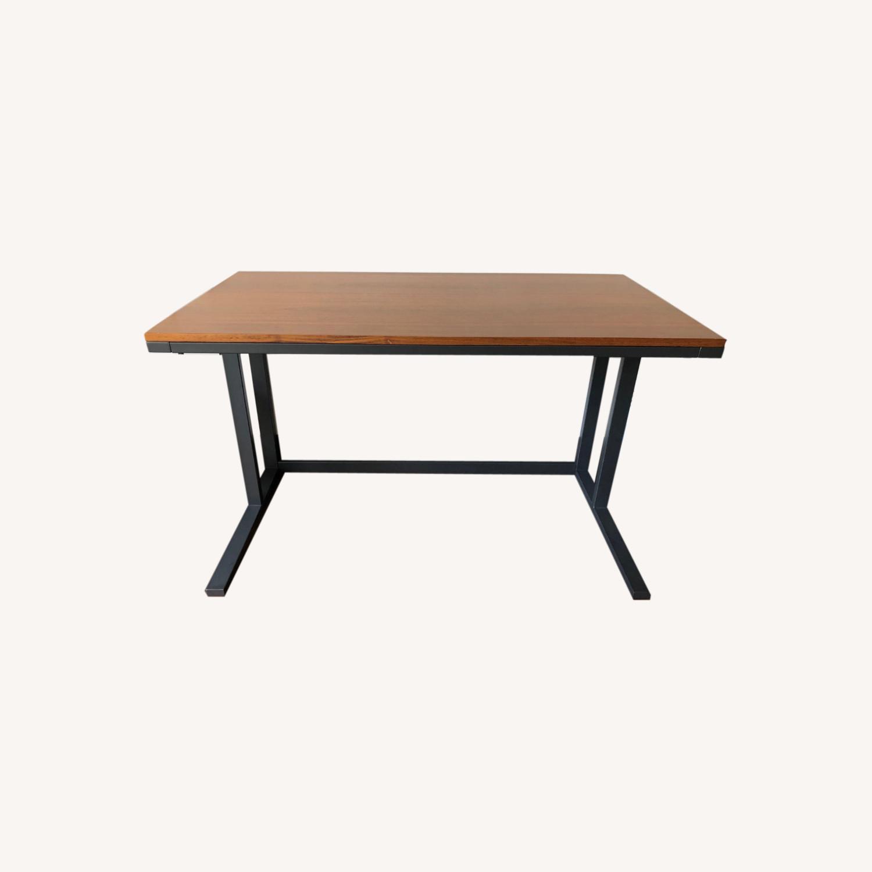 Crate & Barrel Desk - image-0