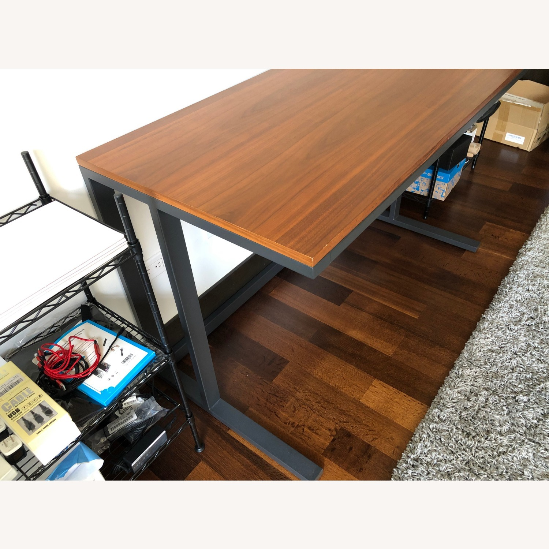 Crate & Barrel Desk - image-5