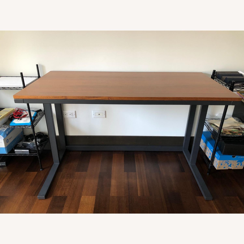 Crate & Barrel Desk - image-1