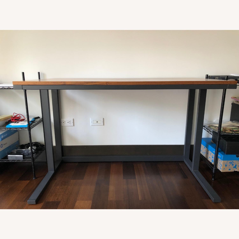 Crate & Barrel Desk - image-4