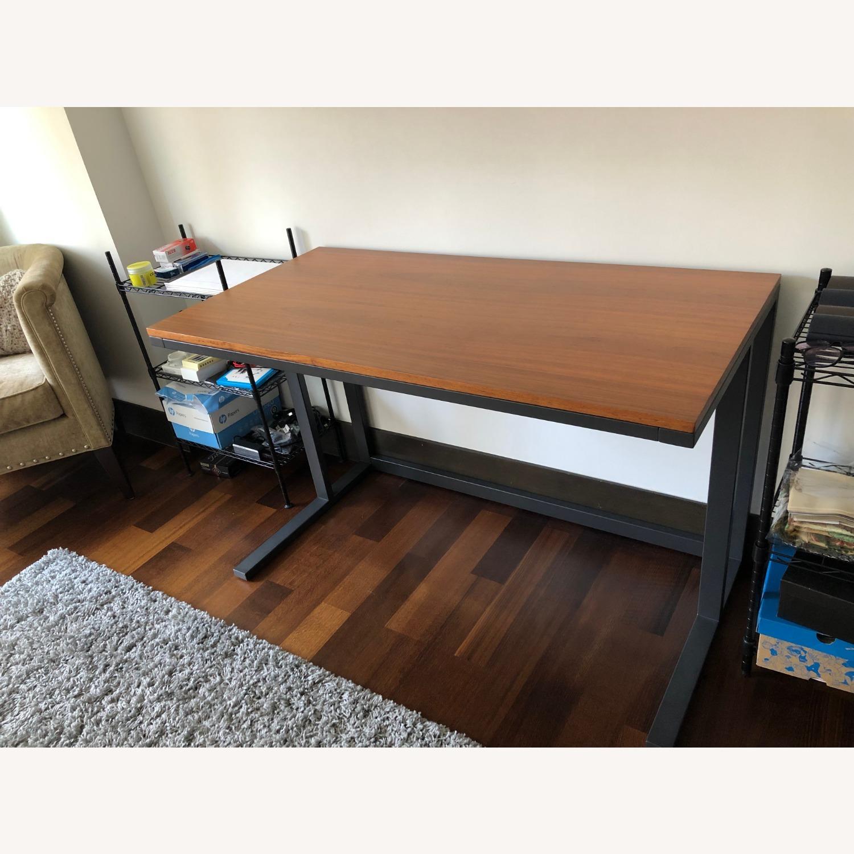 Crate & Barrel Desk - image-2