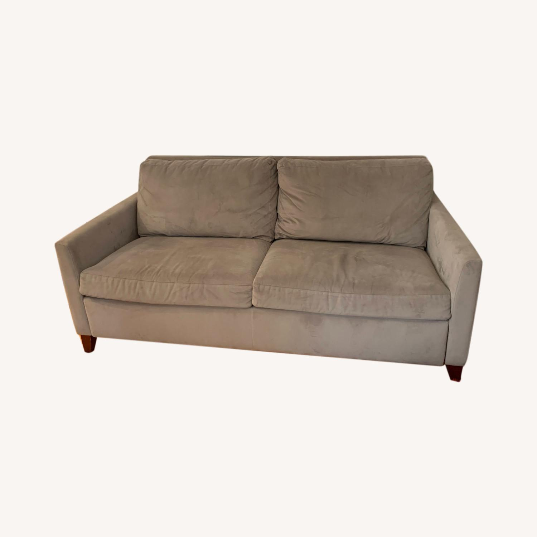 American Leather Sleeper Sofa - image-0