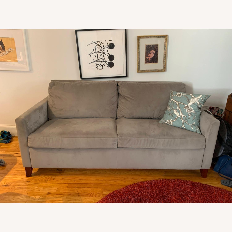 American Leather Sleeper Sofa - image-1