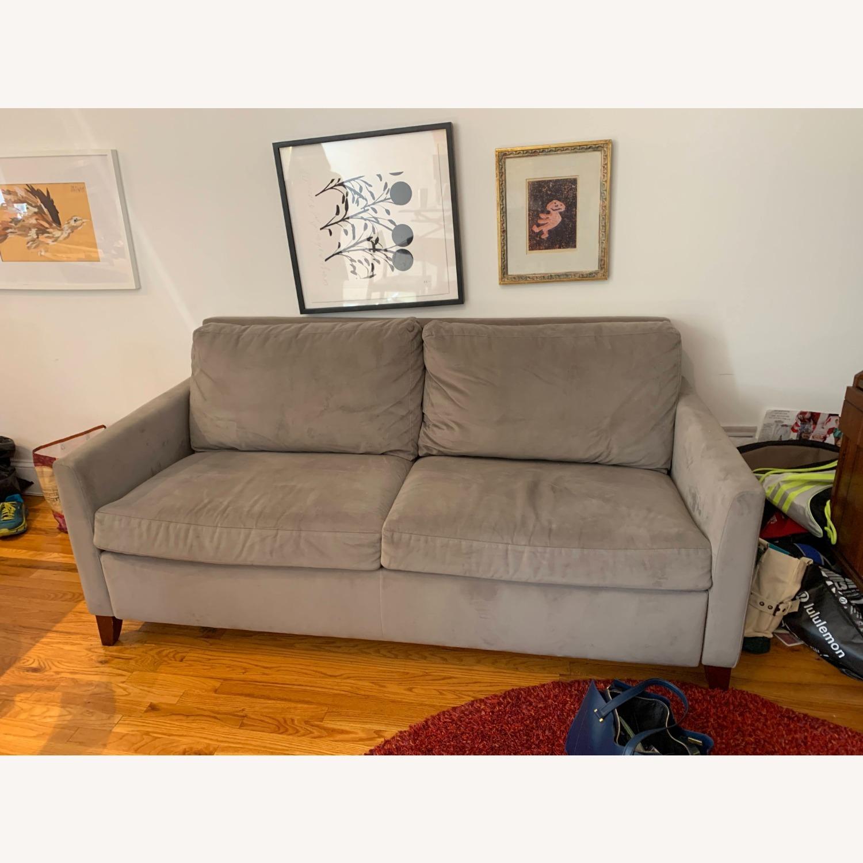 American Leather Sleeper Sofa - image-2