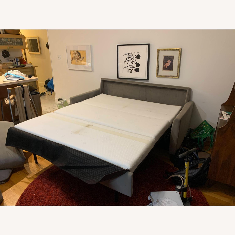 American Leather Sleeper Sofa - image-6