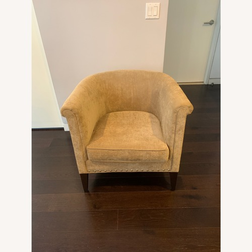 Used Small Accent Chair for sale on AptDeco
