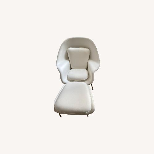 Used Rove Concepts Womb Chair for sale on AptDeco