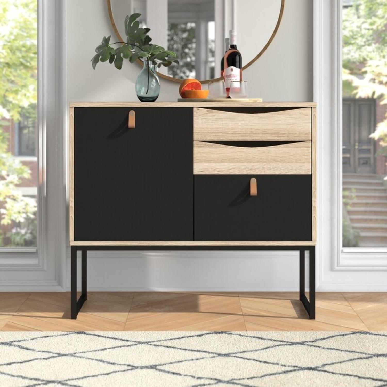 Wayfair Scandinavian Cabinet with Storage - image-4