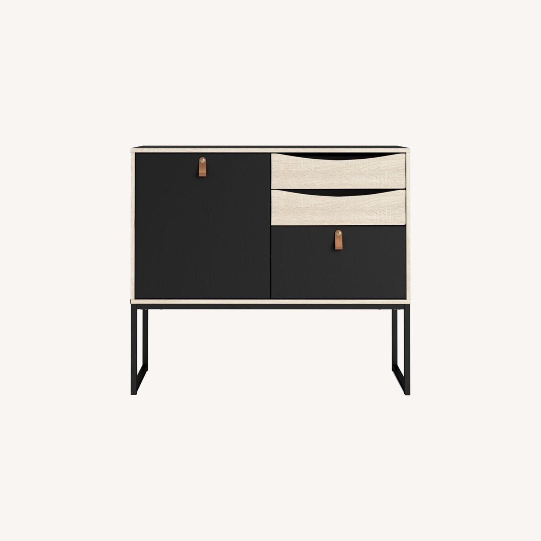 Wayfair Scandinavian Cabinet with Storage - image-0