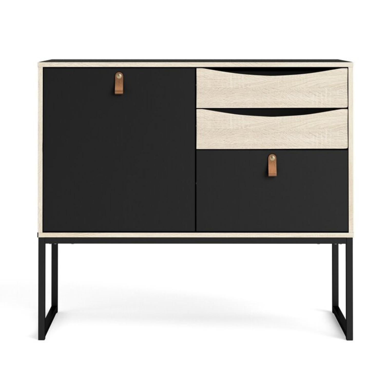 Wayfair Scandinavian Cabinet with Storage - image-1