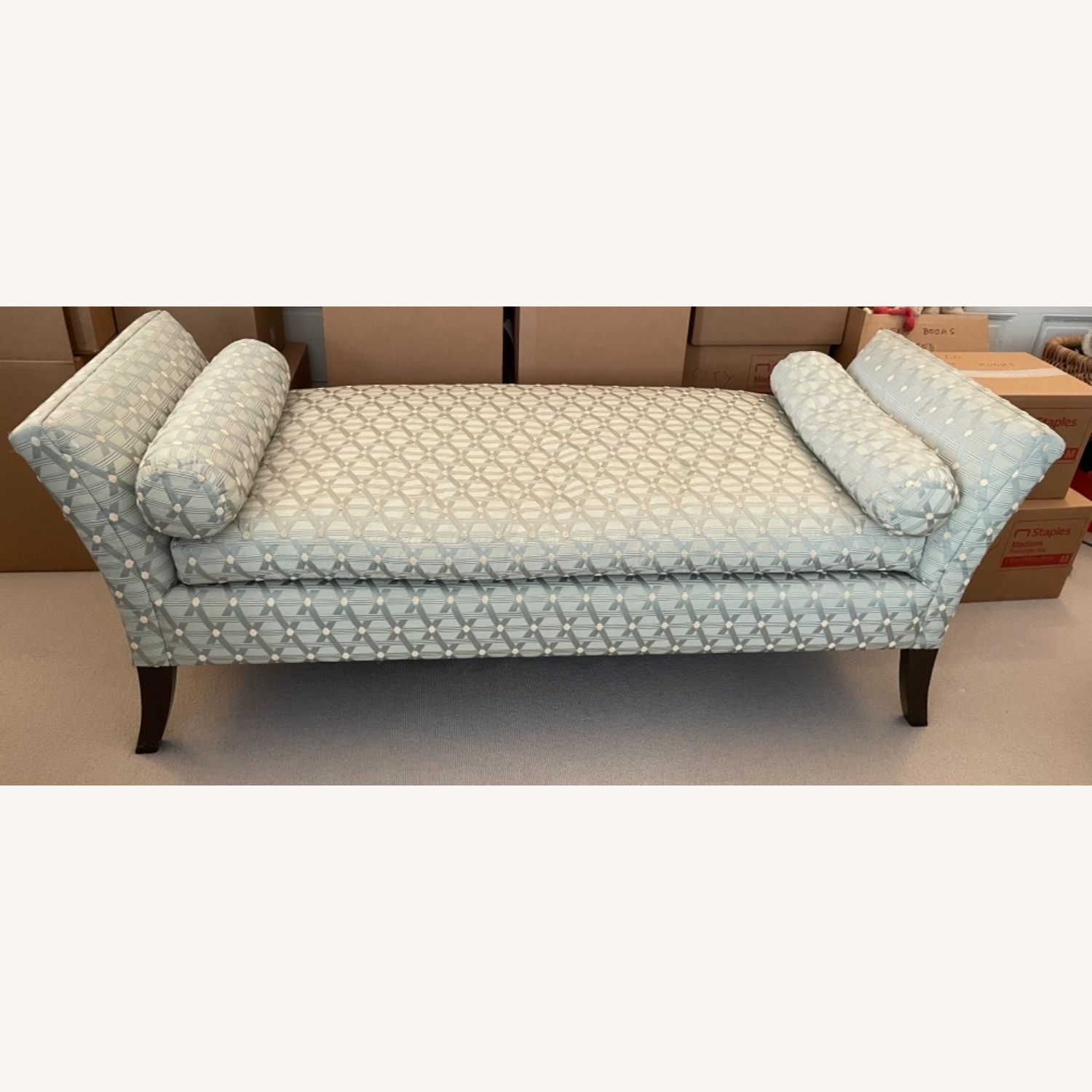 Seafoam Patterned Daybed - image-2