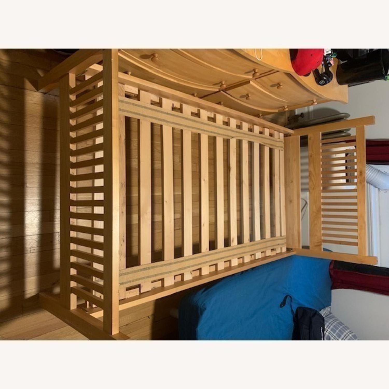 Room & Board Maple Bed Frame - image-3