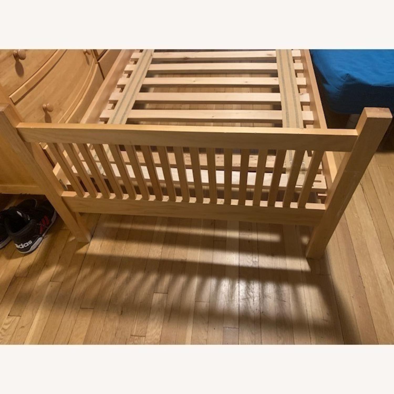 Room & Board Maple Bed Frame - image-2