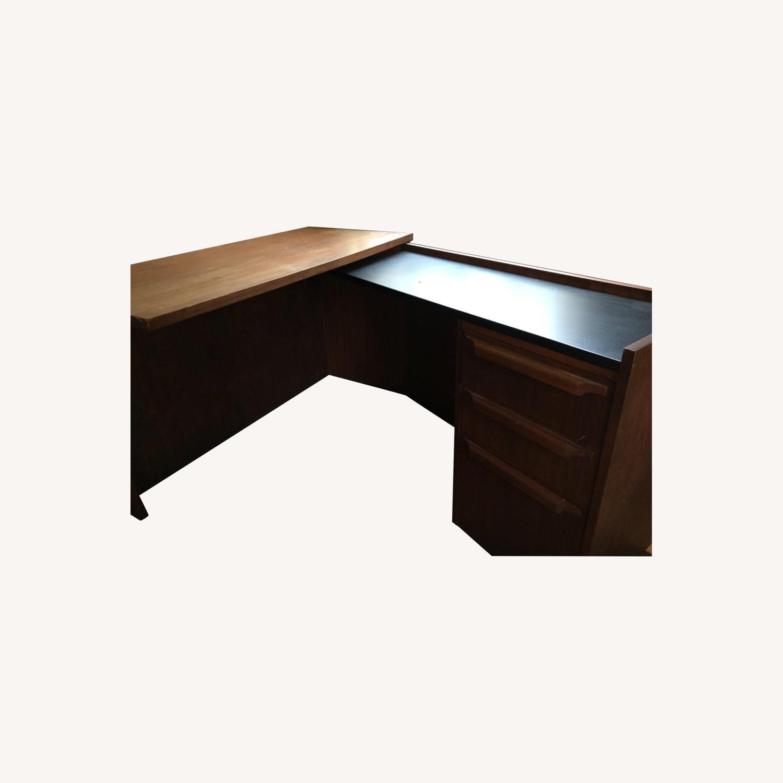 Modern Folding Desk - image-0
