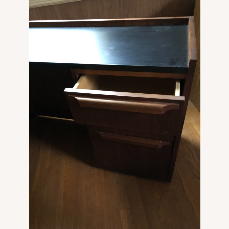 Modern Folding Desk - image-8