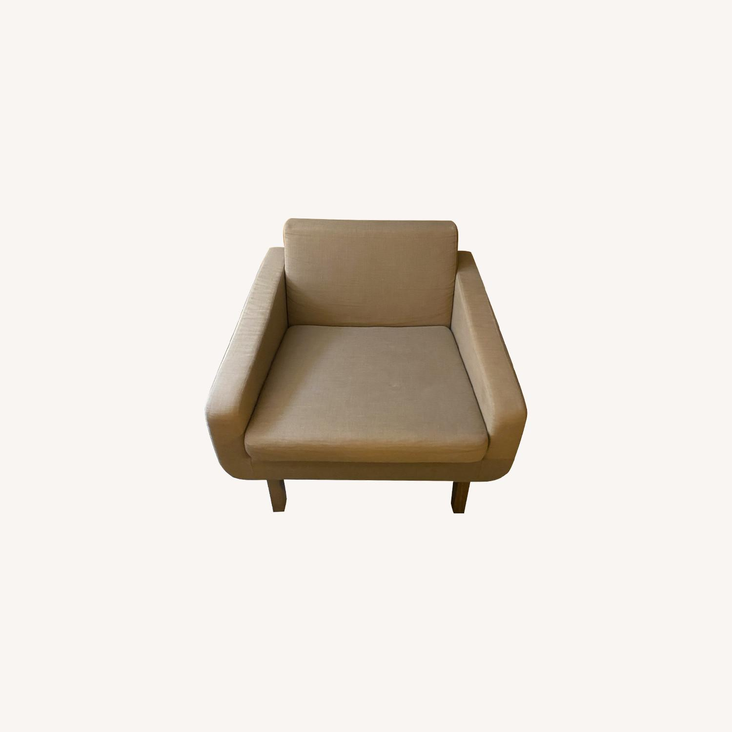 ABC Home Mid-Century Style Chair - image-0