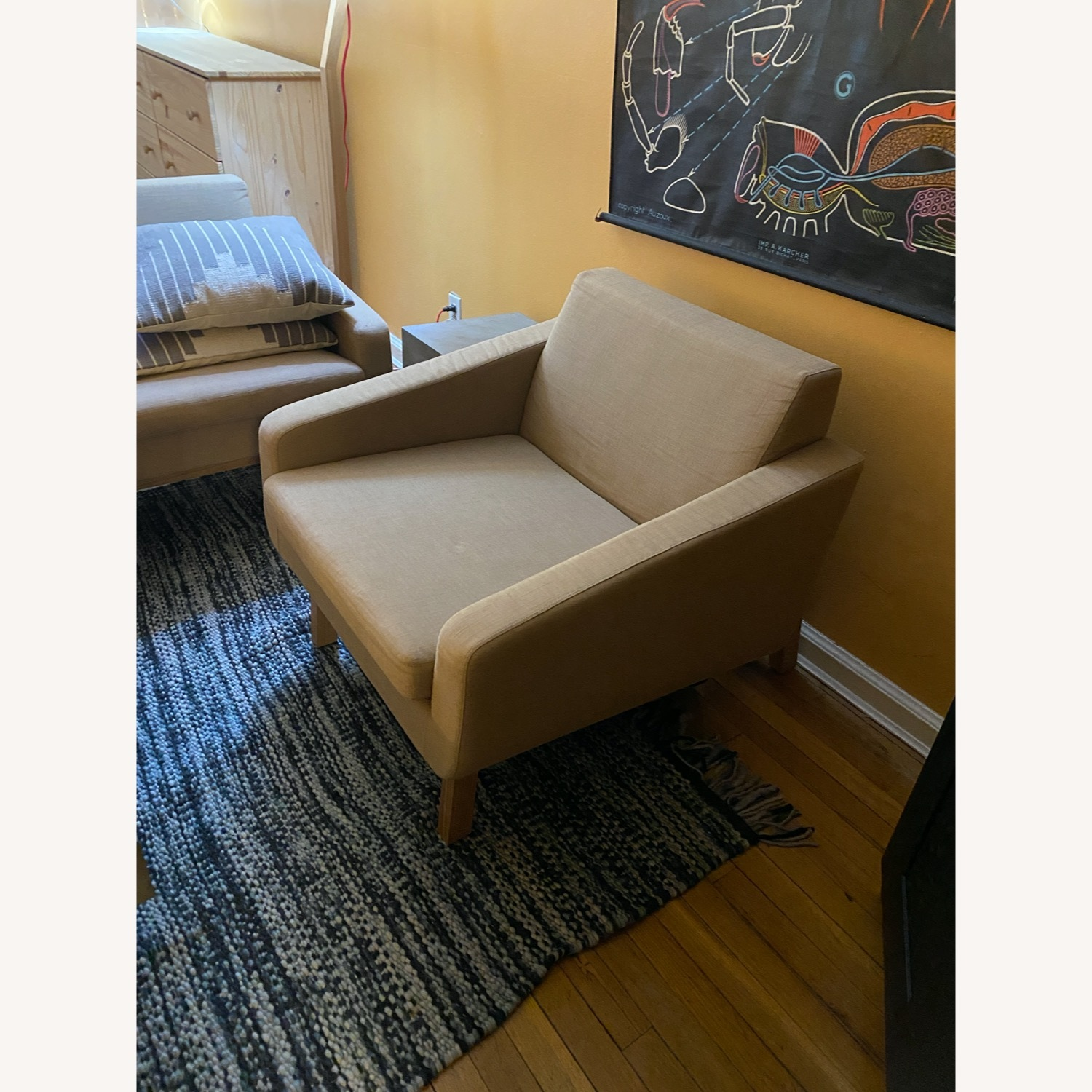 ABC Home Mid-Century Style Chair - image-2