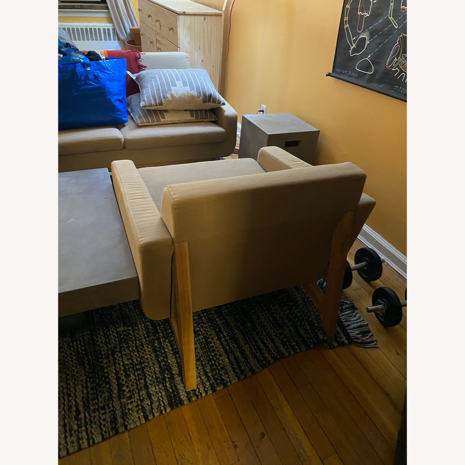 ABC Home Mid-Century Style Chair - image-3