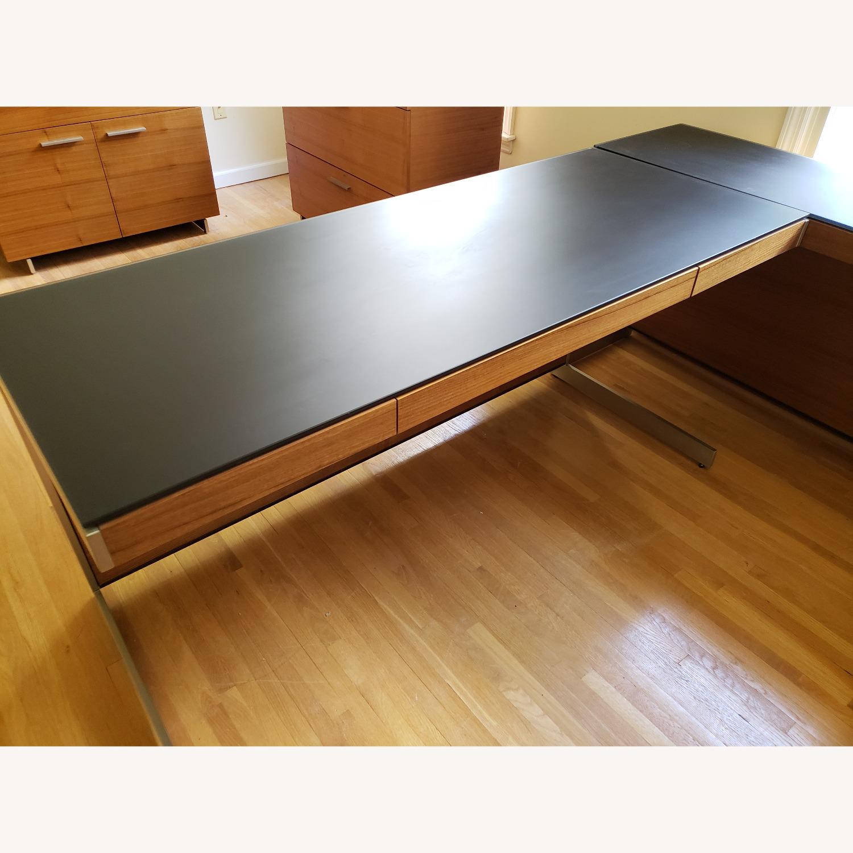 BDI Sequel Office - Desk in Walnut - image-2