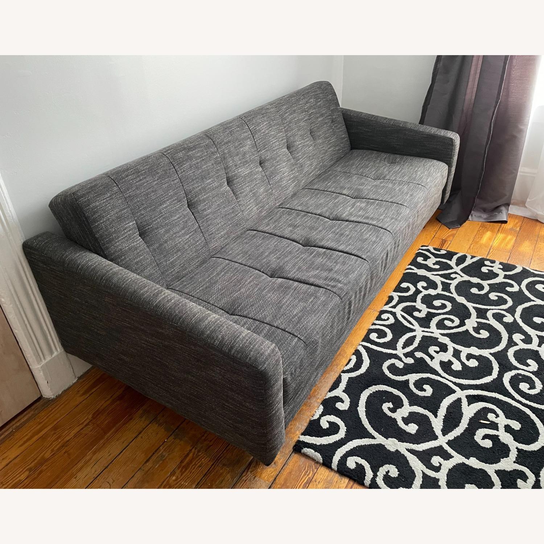 West Elm Kiko Futon Sofa - image-4