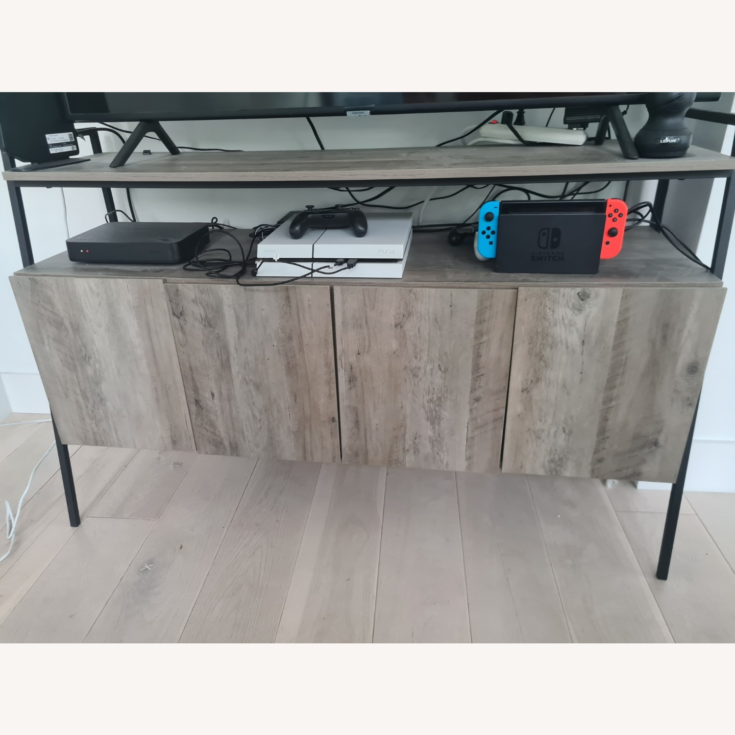 """Wayfair TV stand for TVs up to 58"""" - image-9"""