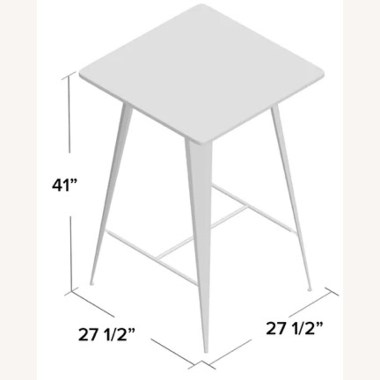 Wayfair Christie 3 - Piece Bar Height Dining Set - image-5