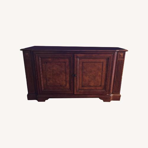 Used Ethan Allen Entertainment Console for sale on AptDeco