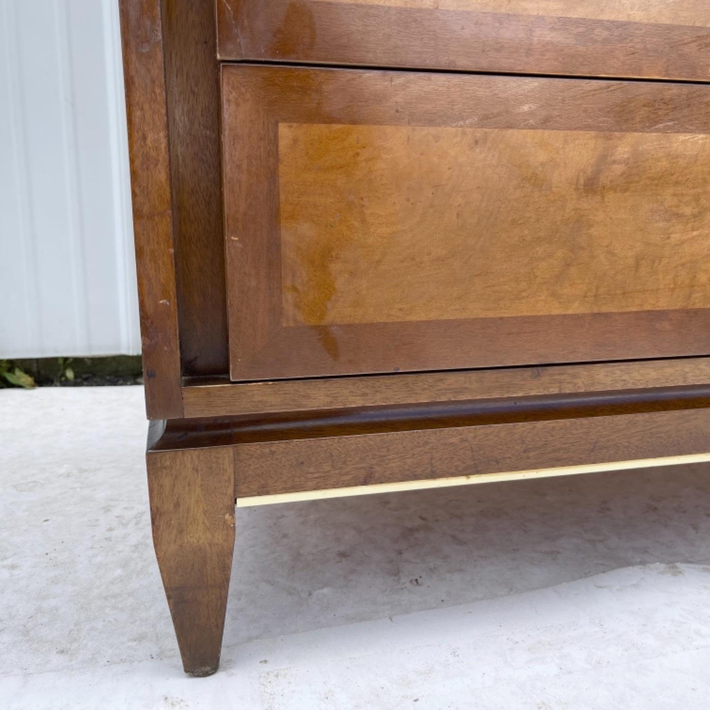 Mid-Century Highboy Dresser - image-12