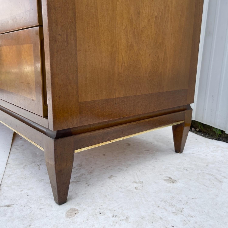 Mid-Century Highboy Dresser - image-24