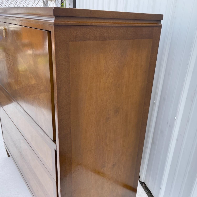 Mid-Century Highboy Dresser - image-6