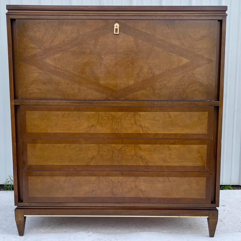 Mid-Century Highboy Dresser - image-23
