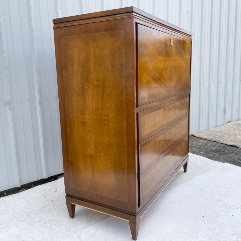Mid-Century Highboy Dresser - image-5