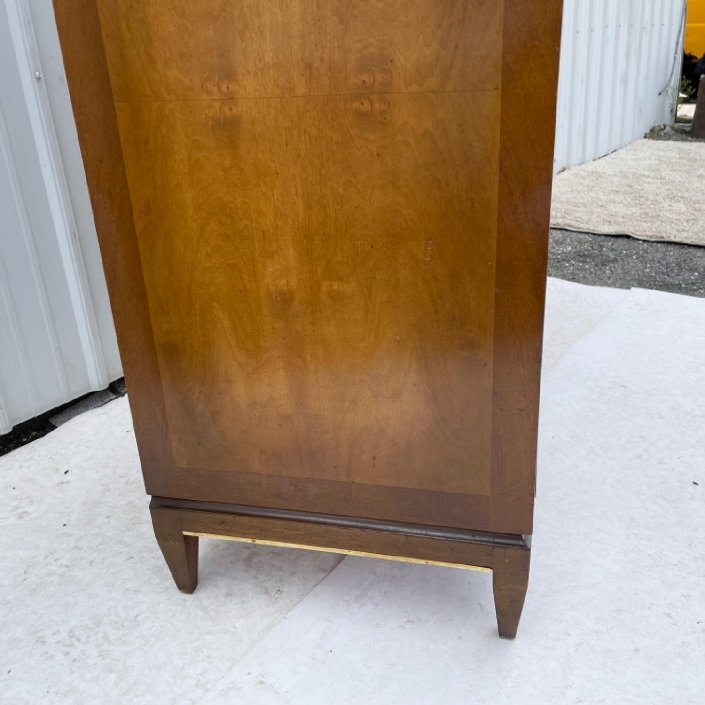 Mid-Century Highboy Dresser - image-9