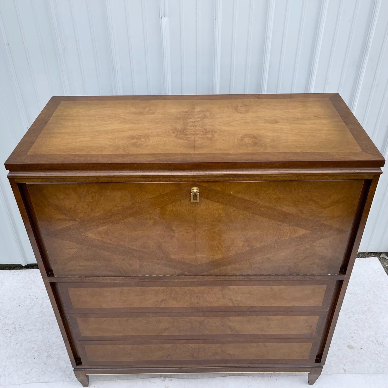 Mid-Century Highboy Dresser - image-19