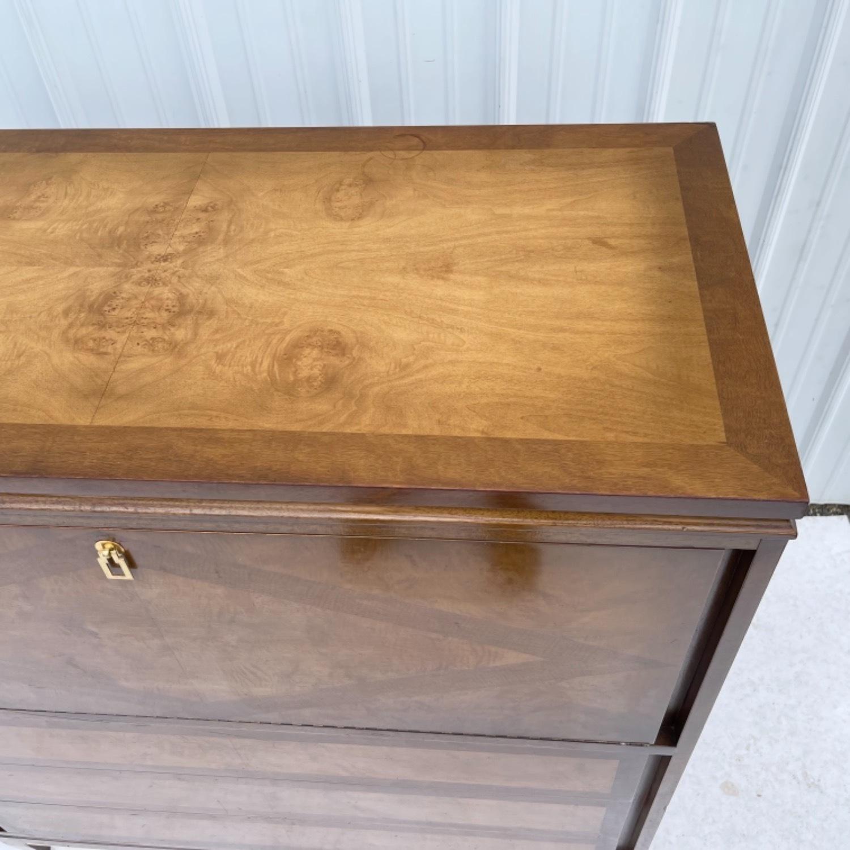 Mid-Century Highboy Dresser - image-22