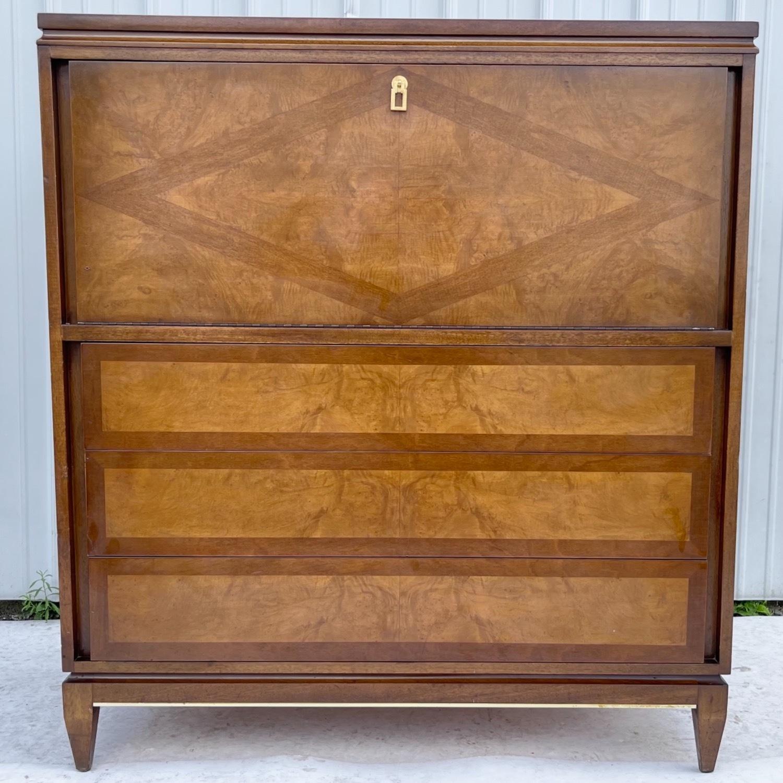 Mid-Century Highboy Dresser - image-2