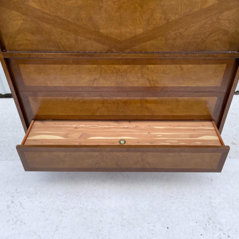 Mid-Century Highboy Dresser - image-18