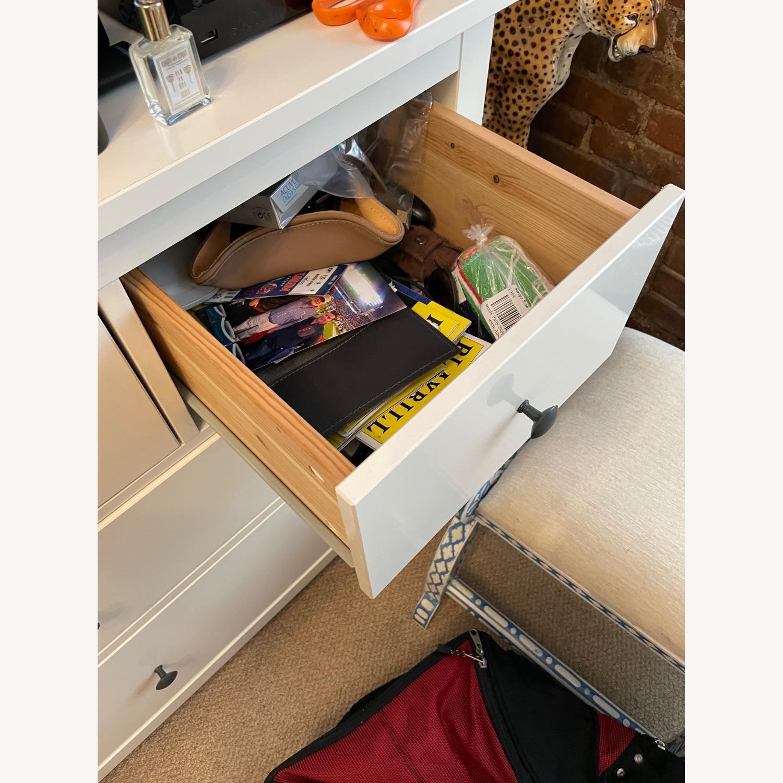IKEA Hemnes 8-drawer Dresser White - image-4
