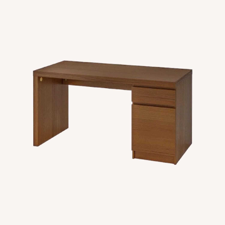 IKEA Malm Desk - image-0